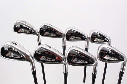 Titleist 714 AP1 Iron Set 5-PW GW SW Kuro Kage 65 Graphite Regular Right Handed 38.25in