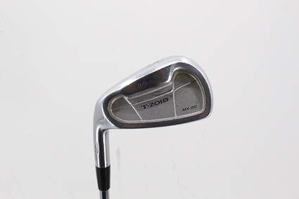 Mizuno MX 20 Single Iron 8 Iron Steel Stiff Left Handed 36.5in