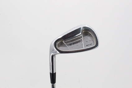 Mizuno MX 20 Single Iron 9 Iron Steel Stiff Left Handed 36.0in
