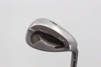 Ping Tour Gorge Wedge Lob LW 58° Thin Sole Ping AWT Steel Regular Right Handed Yellow Dot 36.0in