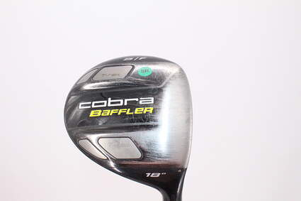 Cobra Baffler T Rail Fairway Wood 5 Wood 5W 18° Cobra Tour AD Baffler Graphite Senior Right Handed 42.5in
