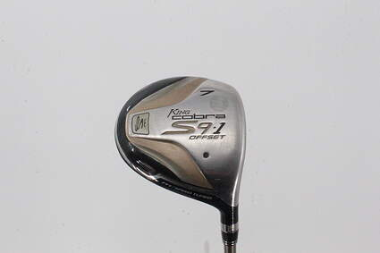 Cobra S9-1 M OS Stock Graphite Shaft Graphite Senior Right Handed 42.0in