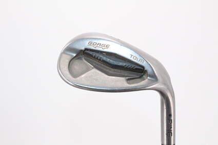 Ping Tour Gorge Wedge Lob LW 60° Wide Sole Steel Stiff Right Handed 35.0in