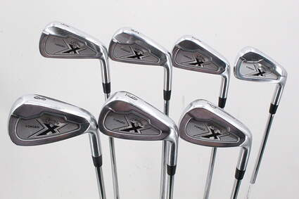 Callaway X Forged Iron Set 4-PW Project X Flighted 5.5 Steel 5.5 Right Handed 38.0in