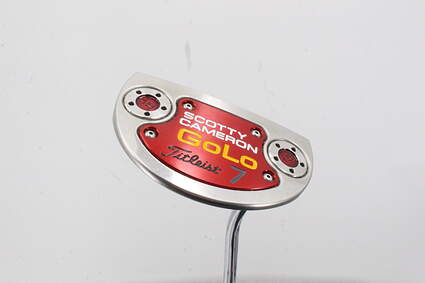 Titleist Scotty Cameron 2014 GoLo 7 Putter Steel Right Handed 33.5in