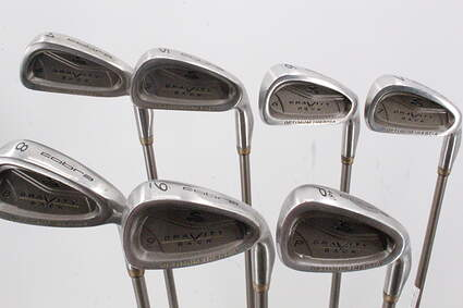 Cobra Lady Gravity Back Iron Set 4-PW Graphite Ladies Right Handed 37.0in