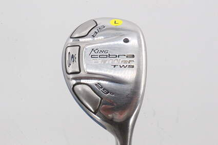 Cobra 2009 Baffler TWS Hybrid 5 Hybrid 29° Cobra Aldila DVS-HL 50 Graphite Ladies Right Handed 38.5in