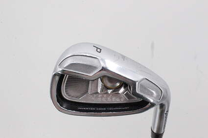 TaylorMade Tour Burner Single Iron Pitching Wedge PW Graphite Regular+ Right Handed 35.0in