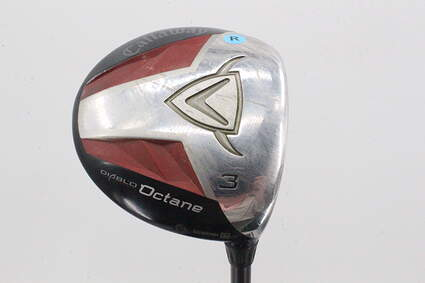 Callaway Diablo Octane Fairway Wood 3 Wood 3W 15° Callaway Diablo Octane Fairway Graphite Regular Right Handed 43.0in