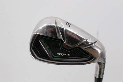 TaylorMade RocketBallz Single Iron 8 Iron TM RBZ GRAPHITE 55 Graphite Ladies Right Handed 35.5in