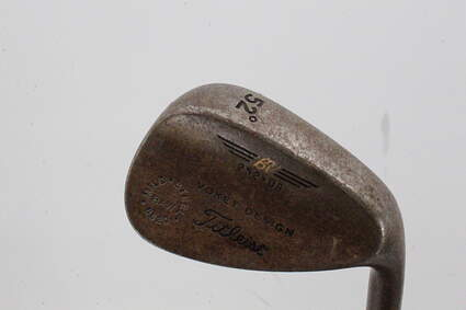 Titleist Vokey Raw Wedge Gap GW 52° 8 Deg Bounce Steel 6.0 Right Handed 36.5in