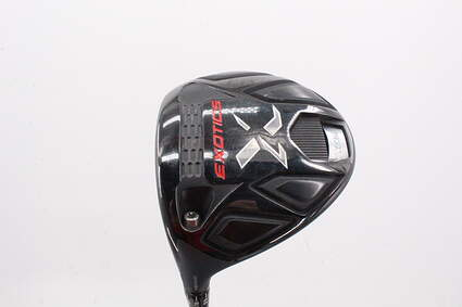 Tour Edge XCG7 Driver Fujikura Fuel 60 Graphite Stiff Left Handed 45.5in