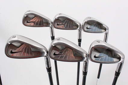 Nike NDS Iron Set 5-PW Stock Graphite Shaft Graphite Regular Right Handed 37.5in