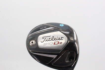 Titleist 910 D2 Driver 10.5° Stock Graphite Shaft Graphite Regular Right Handed 45.5in