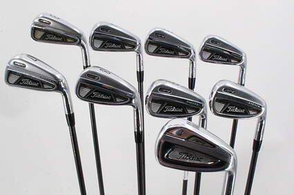 Titleist 710 AP2 Iron Set 3-PW GW Titleist Aldila VS Proto-T 75 Graphite Regular Right Handed 38.5in