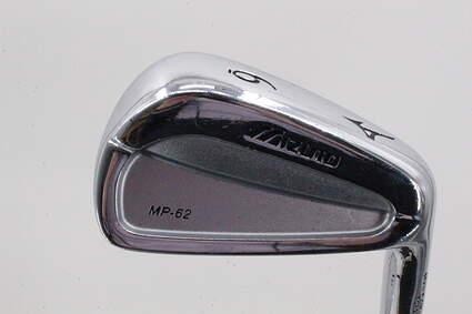 Mizuno MP 62 Single Iron 6 Iron True Temper Dynamic Gold S300 Steel Stiff Right Handed 38.25in