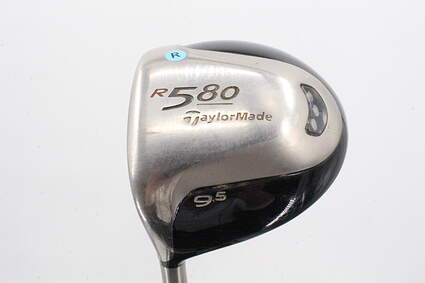 TaylorMade R580 Driver 9.5° Stock Graphite Shaft Graphite Regular Left Handed 45.5in