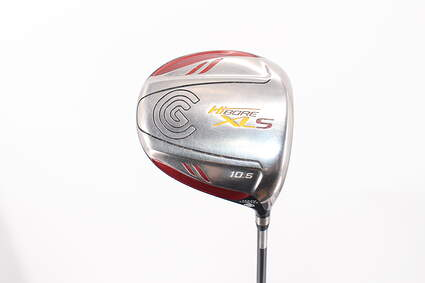 Cleveland Hibore XLS Driver 10.5° Fujikura Fit-On Max 56 Graphite Right Handed 45.0in