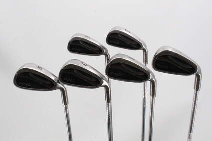 Ping G25 Iron Set 5-PW Ping CFS Steel Regular Right Handed 39.0in