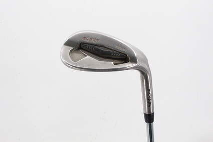 Ping Tour Gorge Wedge Lob LW 60° Standard Sole Stock Steel Shaft Steel Wedge Flex Right Handed Black Dot 36.0in