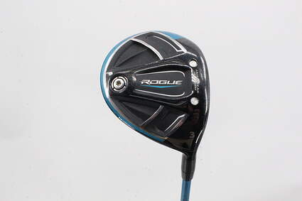 Callaway Rogue Fairway Wood 3 Wood 3W 15° Project X 6.5 Graphite X-Stiff Right Handed 43.0in