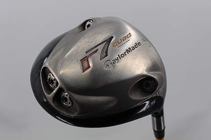 TaylorMade R7 Quad Driver 8.5° UST Proforce V2 66 Graphite Regular Right Handed 46.25in