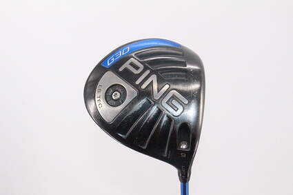 Ping G30 LS Tec Driver 9° Ping TFC 419D Graphite Stiff Right Handed 45.75in