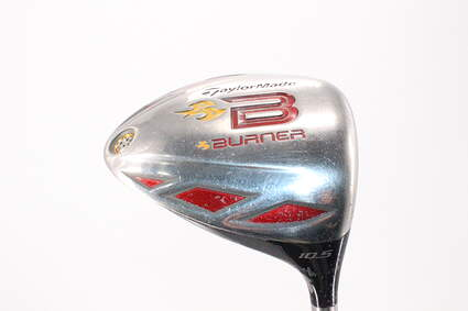 TaylorMade 2009 Burner Driver 10.5° Stock Graphite Shaft Graphite Regular Right Handed 46.25in