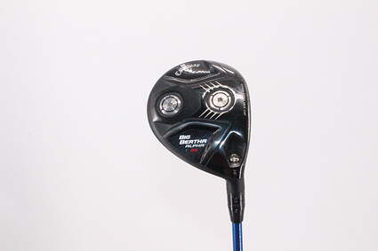 Callaway Big Bertha Alpha 816 Fairway Wood 3 Wood 3W 14° Graphite X-Stiff Right Handed 42.75in