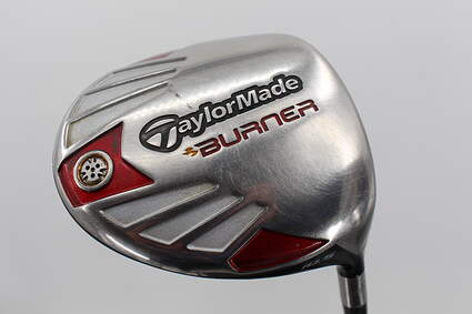 TaylorMade 2007 Burner 460 Driver 10.5° Graphite Stiff Right Handed 45.5in