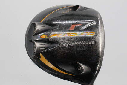 TaylorMade R7 Superquad Driver 11.5° Stock Graphite Shaft Graphite X-Stiff Right Handed 45.0in