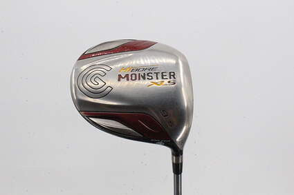 Cleveland Hibore XLS Driver 9.5° Stock Graphite Shaft Graphite Regular Right Handed 45.5in