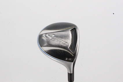 Adams Fast 12 Fairway Wood 3 Wood 3W 15° ProLaunch Blue Speed Coat Graphite Stiff Right Handed 43.25in