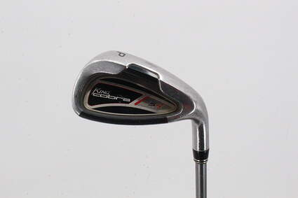 Cobra S9 Single Iron Pitching Wedge PW Cobra Graphite Design YS-5.1+ Graphite Regular Right Handed 36.25in