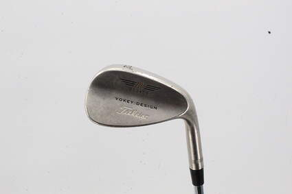 Titleist Vokey Raw Wedge Gap GW 52° 8 Deg Bounce Dynamic Gold SL S300 Steel Stiff Right Handed 35.5in