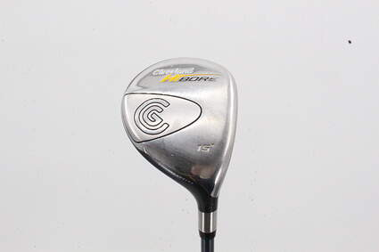 Cleveland Hibore Fairway Wood 3 Wood 3W 15° Graphite Stiff Right Handed 43.0in