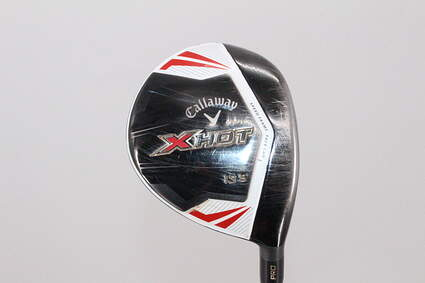 Callaway 2013 X Hot Pro Fairway Wood 3 Wood 3W 13.5° Project X PXv Graphite X-Stiff Right Handed 43.0in