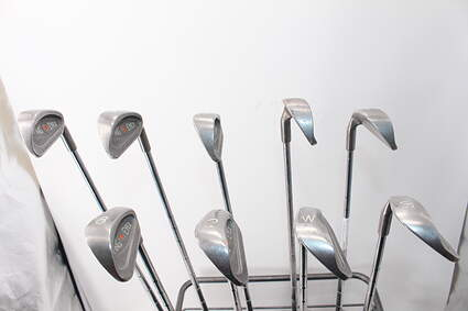 Ping Eye 2 Iron Set Stock Steel Shaft Steel Right Handed 37.5in