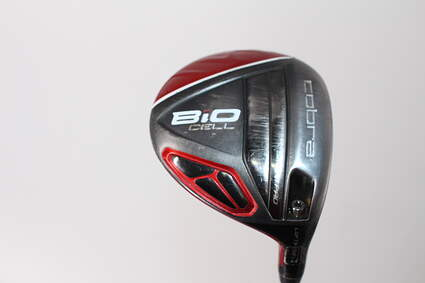Cobra Bio Cell Red Fairway Wood 3-4 Wood 3-4W 16.5° Project X PXv Graphite Lite Right Handed 43.5in