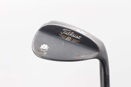 Titleist Vokey SM5 Raw Black Wedge Sand SW 56° Titleist SM5 BV Steel Wedge Flex Right Handed 35.25in