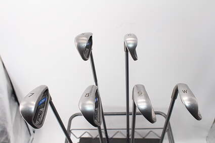 Ping G30 Iron Set 5-GW Ping TFC 419i Graphite Senior Right Handed 38.75in