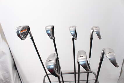 Nike Ignite Iron Set 4-PW Nike UST Ignite Graphite Senior Right Handed 38.0in