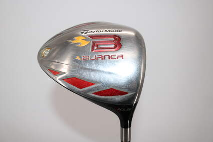 TaylorMade 2009 Burner Driver 10.5° Stock Graphite Shaft Graphite Regular Right Handed 45.0in