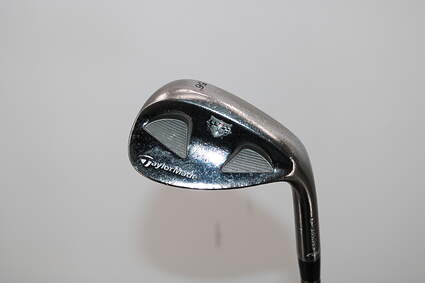 TaylorMade Rac Satin Tour TP Wedge Gap GW 52° Stock Steel Shaft Steel Wedge Flex Left Handed 36.0in