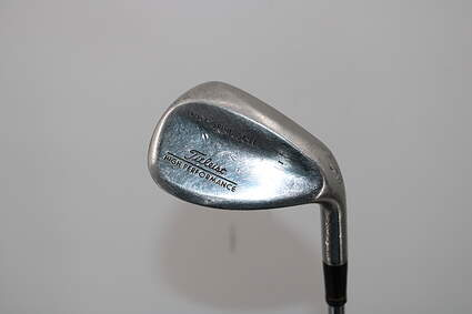Titleist Triple Grind HP Soft Stainless Wedge Sand SW 56° Stock Steel Shaft Steel Wedge Flex Right Handed 35.75in