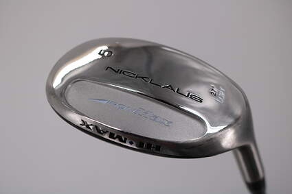 Nicklaus Ironmax Hybrid 5 Hybrid 27° Stock Steel Shaft Graphite Ladies Right Handed 38.0in