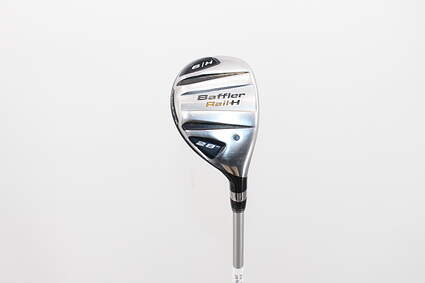 Cobra Baffler Rail H Hybrid 6 Hybrid 28° Cobra Motore Baffler Rail-H Graphite Senior Right Handed 39.5in
