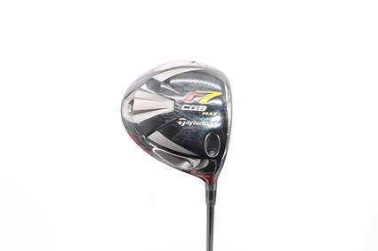 TaylorMade R7 CGB Max Limited Driver 8.5° Stock Graphite Shaft Graphite Stiff Right Handed 45.0in