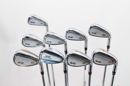 Snake Eyes 600 XC Forged Iron Set 5-PW GW SW Rifle 5.5 Steel Regular Right Handed 38.0in