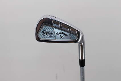Callaway Razr X Forged Single Iron 6 Iron True Temper Dynamic Gold S300 Steel Stiff Right Handed 38.0in